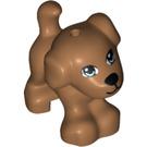 LEGO Medium Dark Flesh Dog (11820 / 93686)