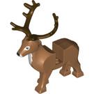 LEGO Medium Dark Flesh Reindeer (69060)