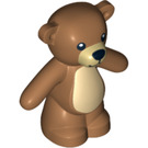 LEGO Medium Dark Flesh Teddy Bear with Decoration (15912 / 98382)