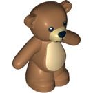 LEGO Medium Dark Flesh Teddy Bear with Decoration (15912 / 99595)