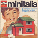 LEGO Medium house set 2-8