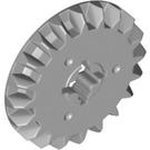 LEGO Medium Stone Gray Bevel Gear with 20 Teeth (32198)