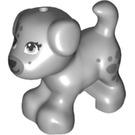 LEGO Medium Stone Gray Dog (30013)