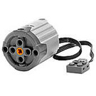 LEGO Medium Stone Gray Extra Large Power Functions Motor (15292 / 16513 / 58121)