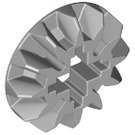 LEGO Medium Stone Gray Gear with 12 Teeth and Bevel (6589)