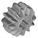 LEGO Medium Stone Gray Gear with 12 Teeth and Double Bevel (32270)