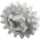 LEGO Medium Stone Gray Gear with 16 Teeth (Reinforced) (94925)