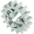 LEGO Medium Stone Gray Gear with 16 Teeth Unreinforced (4019)