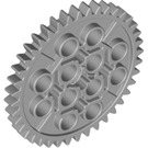 LEGO Medium Stone Gray Gear with 40 Teeth (3649 / 34432)