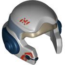 LEGO Minifigure Figure Helmet (11764)