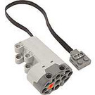 LEGO Medium Stone Gray Power Functions Servo Motor (99498)