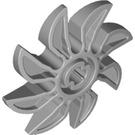 LEGO Medium Stone Gray Propellor 8 Blade 5 Diameter (41530)