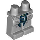 LEGO Medium Stone Gray Rattla Legs (11065 / 98624)