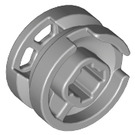 LEGO Medium Stone Gray Rim 11 x 6 mm and Spokes (93593)