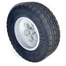 LEGO Medium Stone Gray Rim Ø 43.2 X 18 with Tire 62.4 x 20