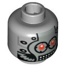 LEGO Robot Head (Safety Stud) (3626 / 88015)