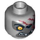 LEGO Winzar Head (Recessed Solid Stud) (12873 / 14399)