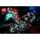 LEGO Melting Room Set 70801 Instructions