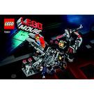 LEGO Melting Room Set 70801 Instructions