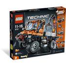 LEGO Mercedes-Benz Unimog U 400 Set 8110 Packaging