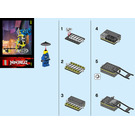 LEGO Merchant Avatar Jay Set 30537 Instructions