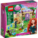 LEGO Merida's Highland Games Set 41051 Packaging