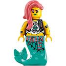 LEGO Mermaid Violinist Minifigure