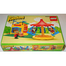 LEGO Merry-Go-Round with Ticket Booth Set 3668 Packaging