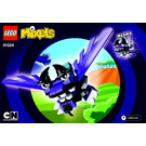 LEGO Mesmo Set 41524 Instructions