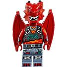 LEGO Metal Dragon Minifigure