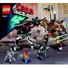 LEGO MetalBeard's Duel Set 70807 Instructions