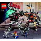 LEGO MetalBeard's Duel Set 70807 Instructions