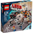 LEGO MetalBeard's Duel Set 70807 Packaging