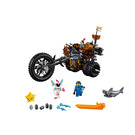 LEGO MetalBeard's Heavy Metal Motor Trike! Set 70834