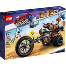 LEGO MetalBeard's Heavy Metal Motor Trike! Set 70834 Packaging