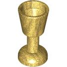 LEGO Metallic Gold Minifig Goblet (6269)