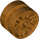 LEGO Metallic Gold Rim Narrow Ø14.6 x 9.9 (33690)