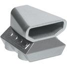 LEGO Metallic Silver Car Engine 2 x 2 with Air Scoop (15547 / 51688)