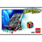 LEGO Meteor Strike (3850) Instructions