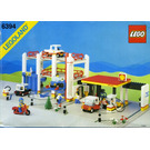 LEGO Metro Park & Service Tower Set 6394