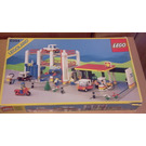 LEGO Metro Park & Service Tower Set 6394 Packaging