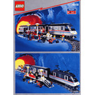 LEGO Metroliner Set 4558 Instructions