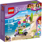 LEGO Mia's Beach Scooter Set 41306 Packaging