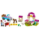 LEGO Mia's Farm Suitcase Set 10746