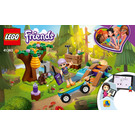 LEGO Mia's Forest Adventures  Set 41363 Instructions