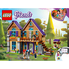LEGO Mia's House Set 41369 Instructions