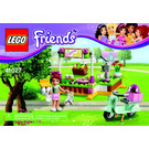 LEGO Mia's Lemonade Stand Set 41027 Instructions