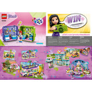 LEGO Mia's Play Cube - Veterinarian Set 41403 Instructions