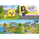 LEGO Mia's Pug Cube Set 41664 Instructions
