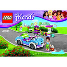 LEGO Mia's Roadster Set 41091 Instructions